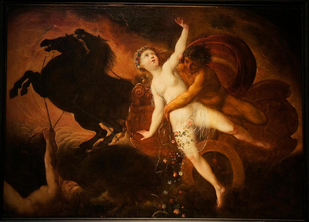 Сказака-брехня, та в ній натяк...або міфи про царство Аїда+Факти Клесова=welcome to hell