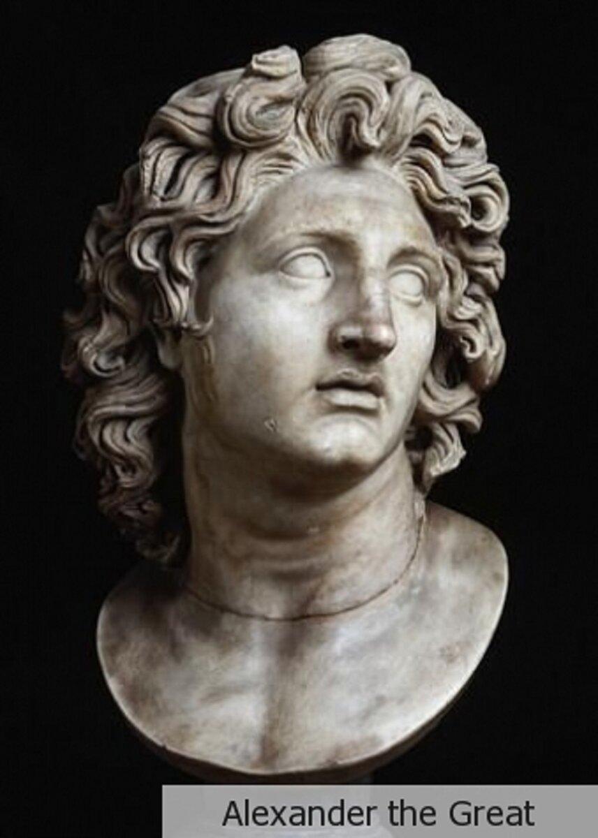 Олександр Великий і його похід в Індію. Шлях, як відображення походу Діоніса
