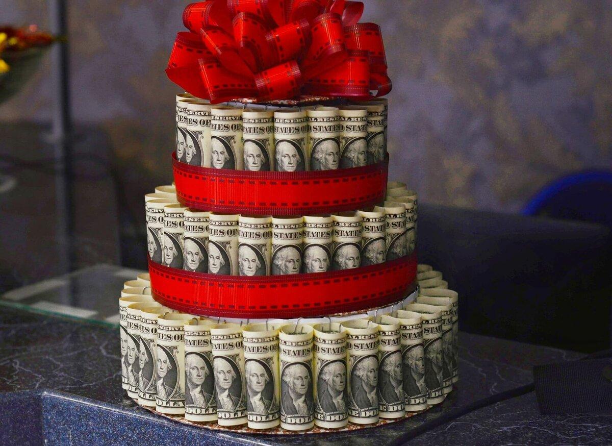 Гроші як подарунок – поради, прикмети та повір'я
