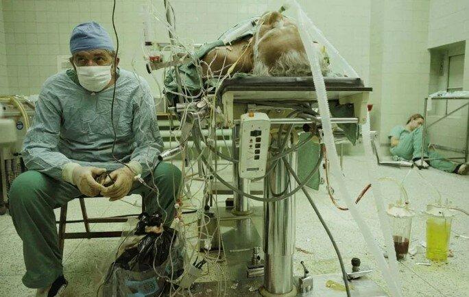 Хірург і 13е число. Операція в нещасливий день.