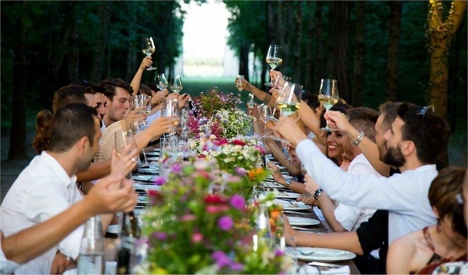 Безпека на весіллі. Як допомогти молодятам?