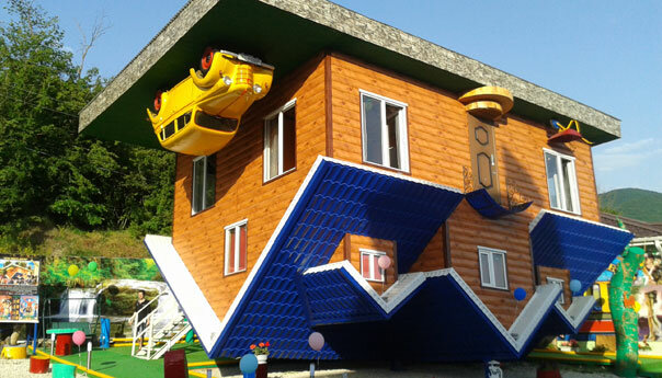 Будинок догори дном. Як змінити своє життя в день літнього сонцестояння
