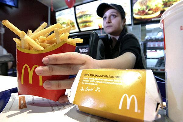 Картопля фрі з Макдональдса хороший проти облисіння? Секрет – в хімії, яку він містить