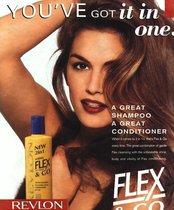 Ех, краса: зірки з розкішним волоссям, які заробили величезні гроші на рекламу (і привчили нас до нових брендів)