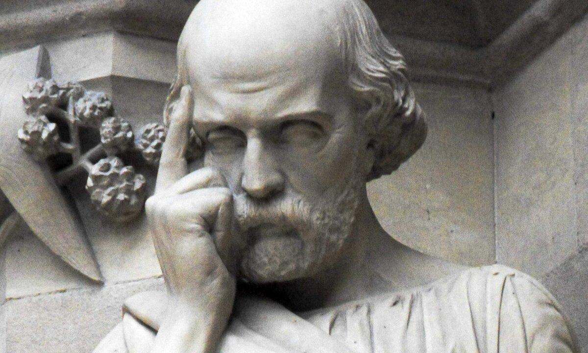 Жертви облисіння - першої був Гіппократ