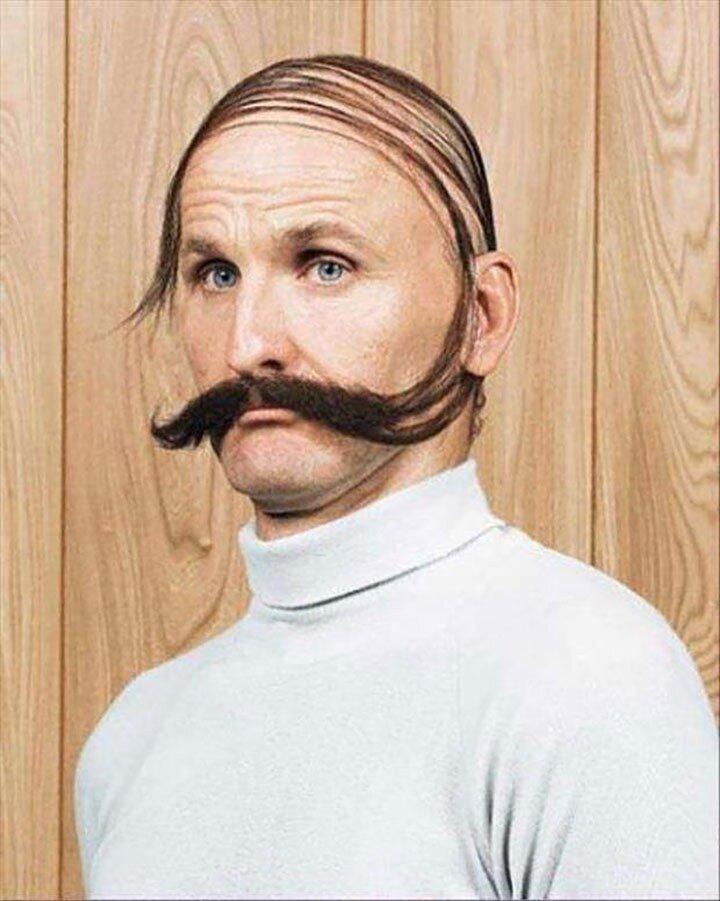 Чому, втрачаючи волосся, чоловіки втрачають впевненість у собі?