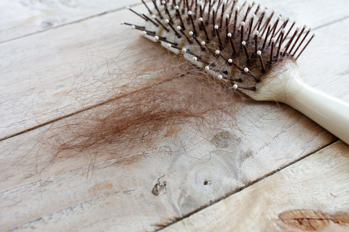 Причини випадіння волосся (зовнішні)