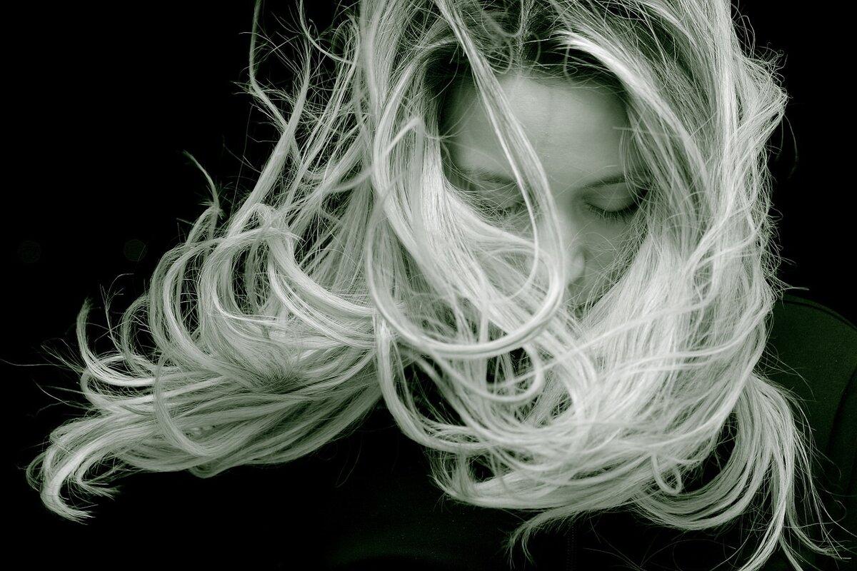 Будова волосся