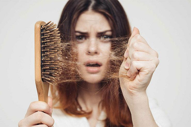 Ефективне дешевий засіб від облисіння і випадання волосся - безбарвна хна
