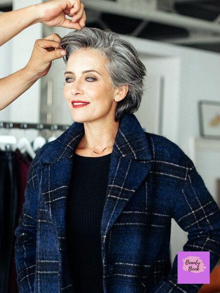 Старіння волосся і все що потрібно знати: догляд, фарбування і стрижка