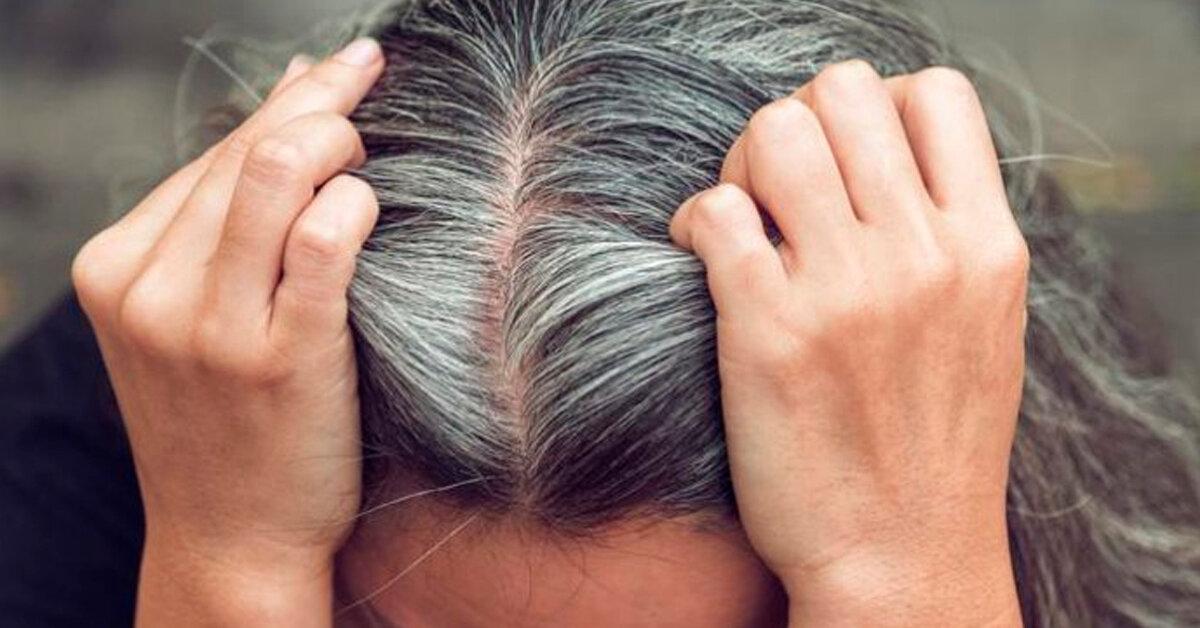 Позбавляємося від сивого волосся без фарбування в домашніх умовах