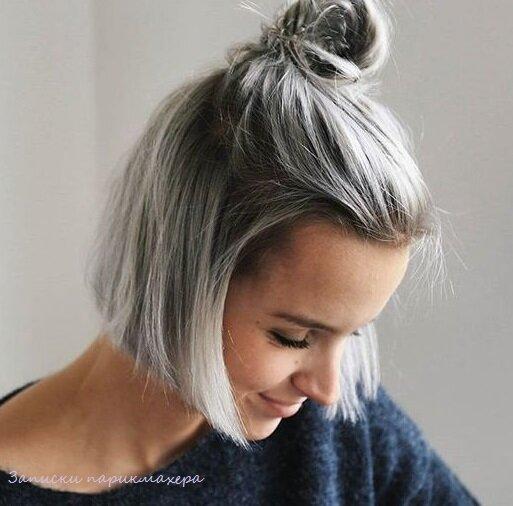 5 хитрощів, про які ти не знала, завдяки яким волосся не будуть сивіти передчасно