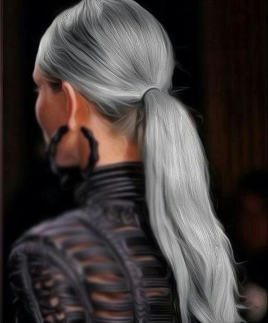 Лайфхак від стиліста. Що робити з сивим волоссям!? Частина 2