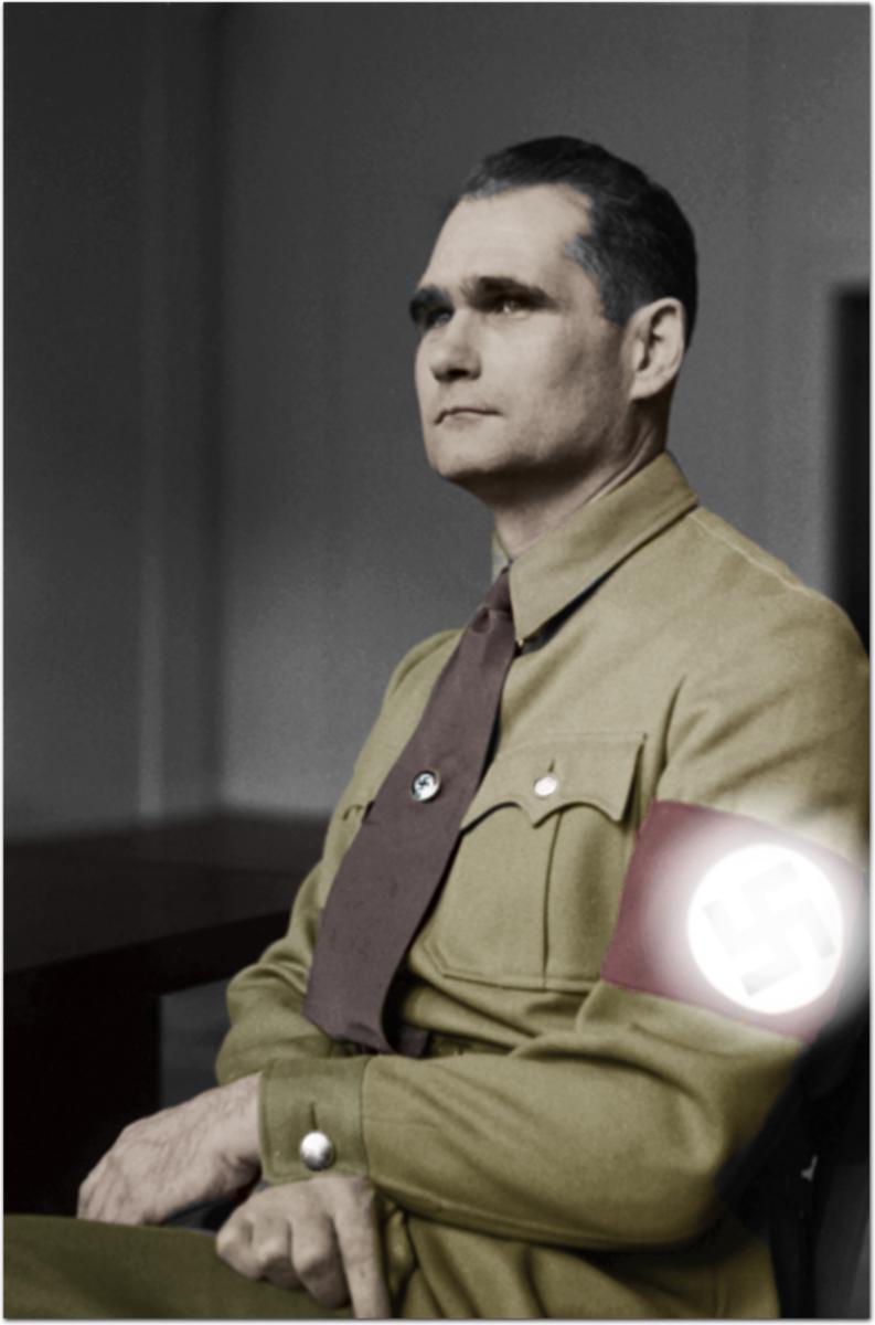 Сподвижники фюрера