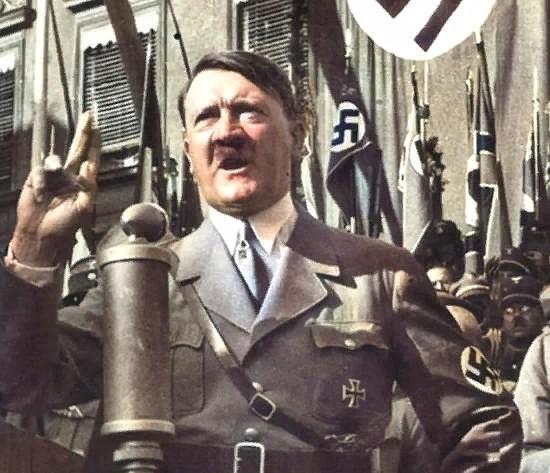 Останнім Інтерьвью Гітлера. Про що желел диктатор?