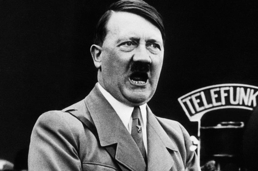 ФЮРЕР У ЧАСІ особистість Гітлера