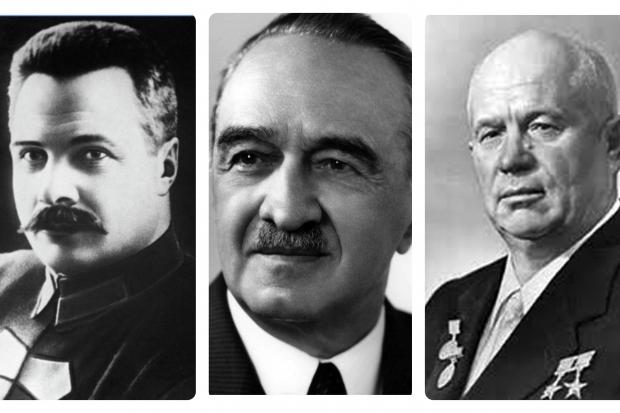 """Мікоян, Фрунзе, Хрущов: """"кремлівські діти"""", загиблі на війні"""