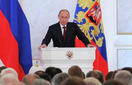 Путін про Крим і Хрущова