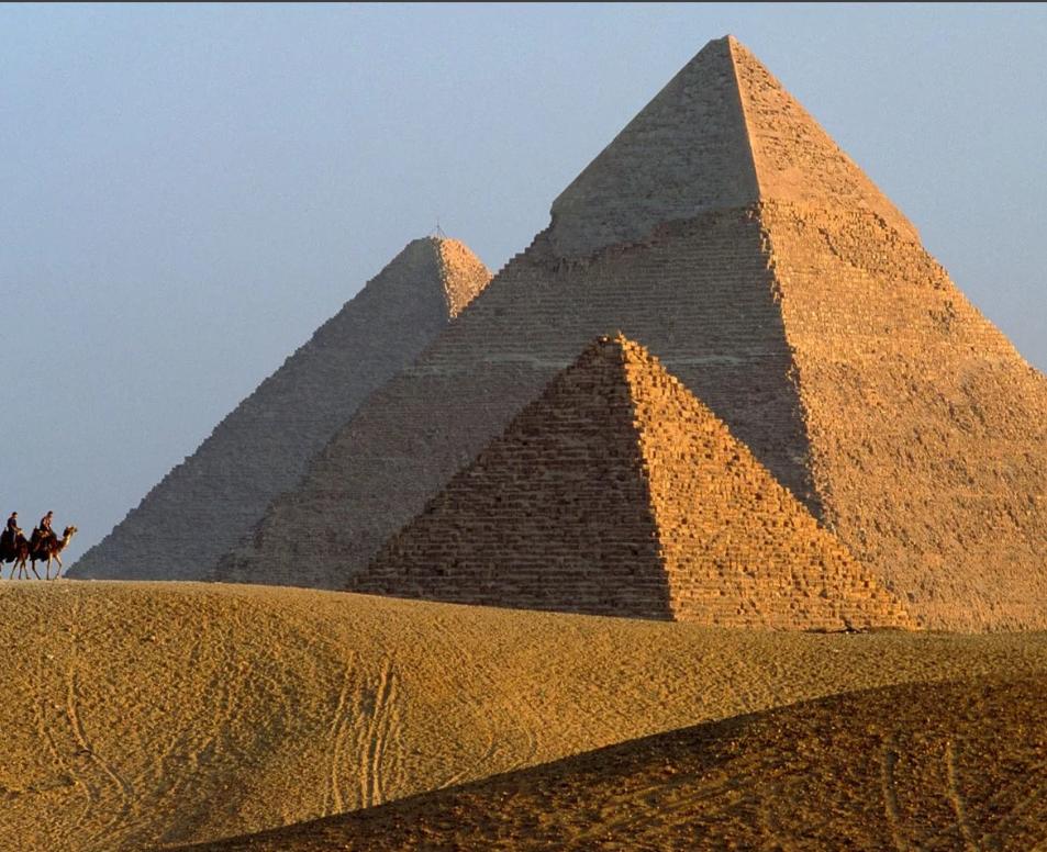 Велика добірка фільмів про пригоди в Єгипті частина 2