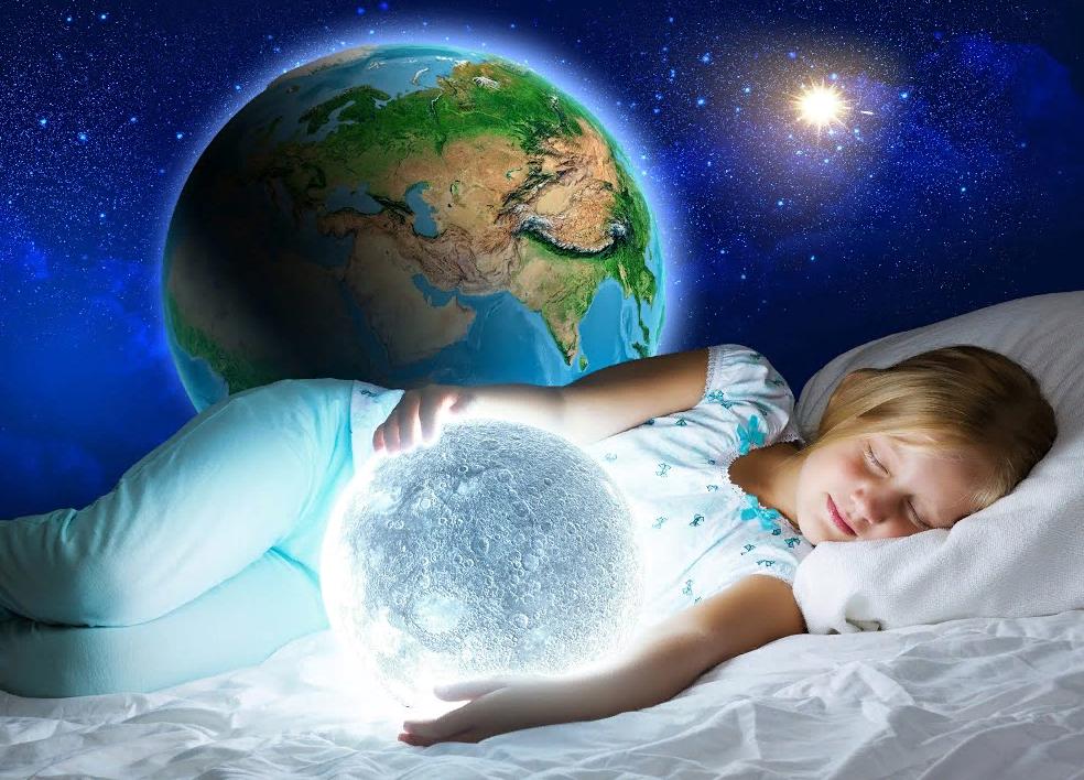 Чим небезпечний місячне світло для сплячого