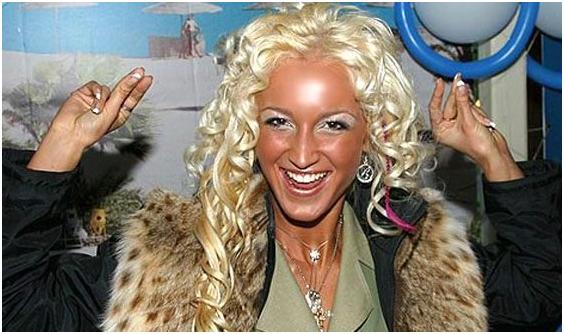 Еволюція волосся Бузової. Коли менше — краще