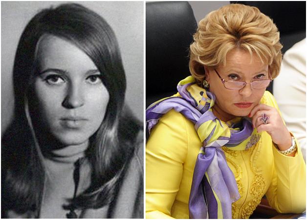 Як змінювалася зачіска Валентини Матвієнко: той випадок, коли волоссю нічого не страшно