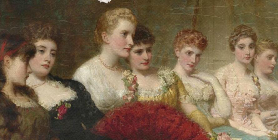 Як підтримували красу англійські аристократки в XIX столітті. Частина 2. Волосся