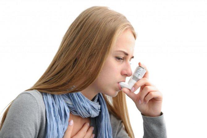 алергічна астма