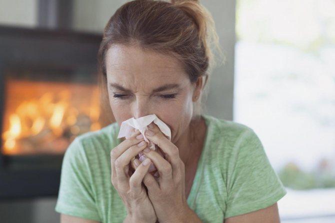 Алергічна реакція на холод