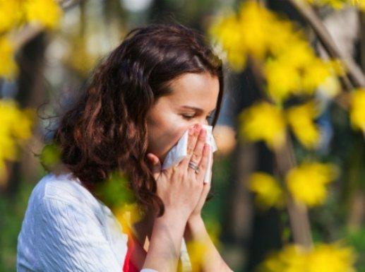 алергічна реакція