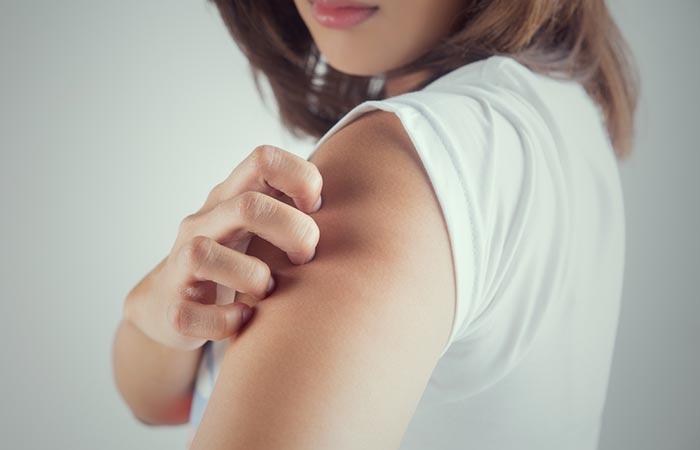 алергія на шкірі