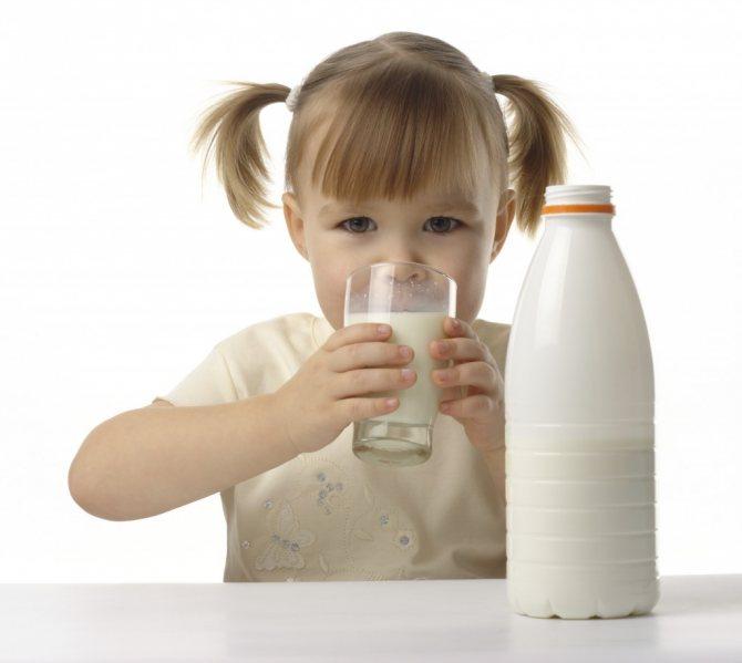 алергія на молочку у дитини