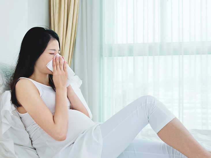 Алергія у вагітних