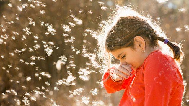 Алергія у дитини