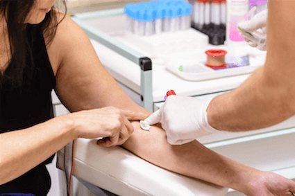 аналіз крові при алергії