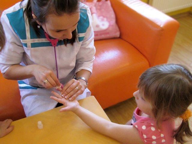 Аналіз крові у дітей