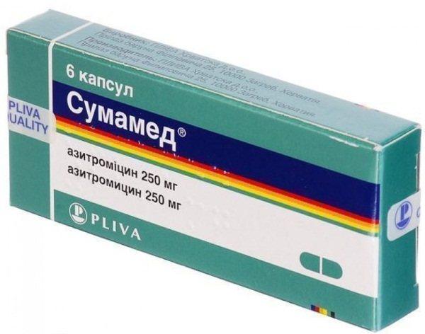 Антибіотики при бронхіті у дорослих.  Ліки в таблетках, уколи.  Назва та опис