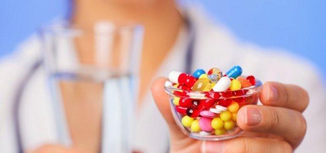 Антибіотики широкого спектра дії нового покоління при ЗПСШ