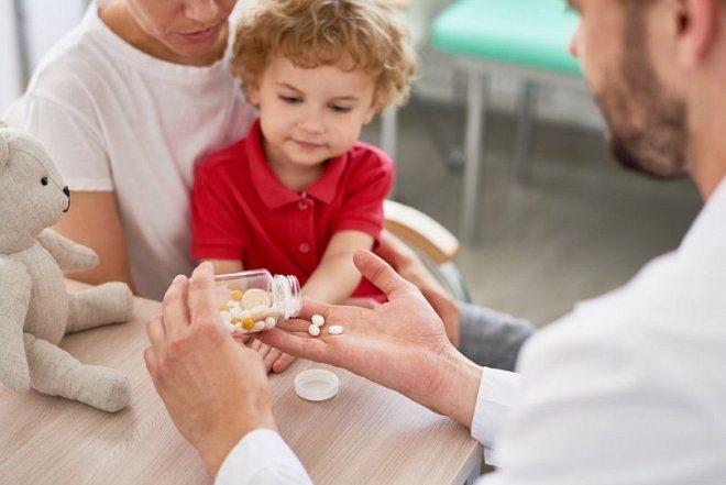 Антигістамінні препарати дитині
