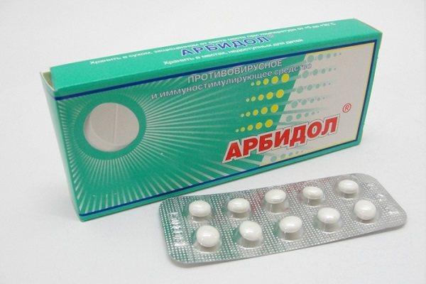 Арбідол