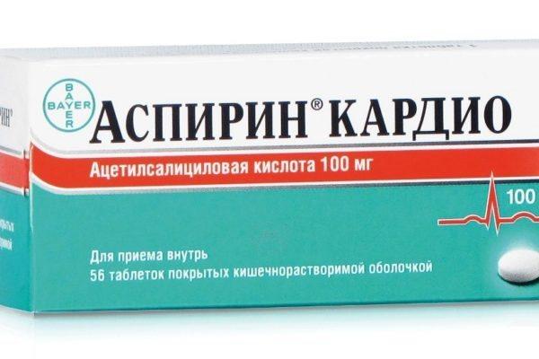 аспірин кардіо аналоги