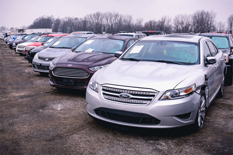 Авто из Канады с минимальными повреждениями