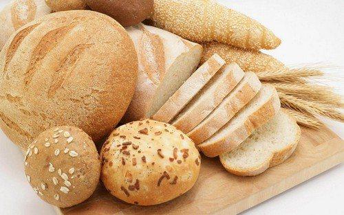Білий хліб при панкреатиті
