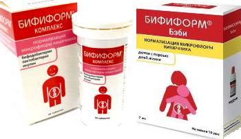 Біфіформ при діареї: інструкція із застосування