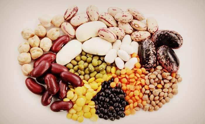 Бобові продукти містять гормон естроген