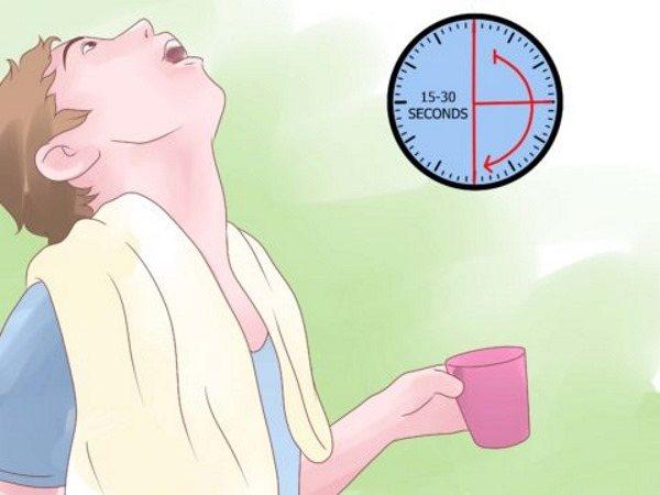 Біль в горлі при ковтанні без температури - гостра, сильна, ріжуча, з одного боку, якщо віддає в вухо. Лікування в домашніх умовах
