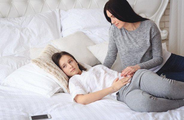 Хворобліві місячні - що робити?