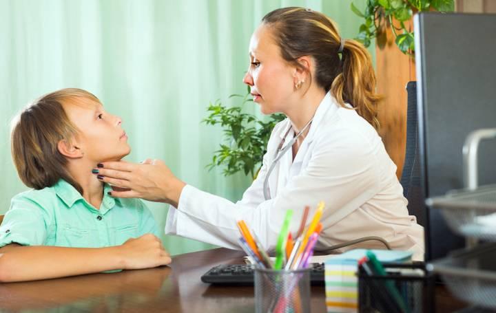 Хвороби щитовидки у дітей