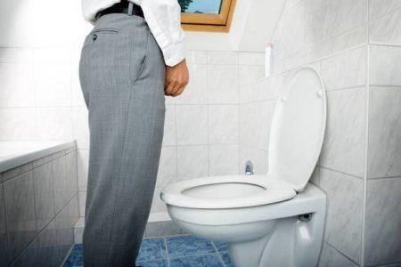 Болі при сечовипусканні у чоловіків