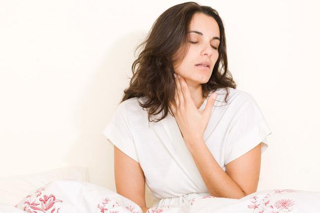 болить горло ніж лікувати ліки